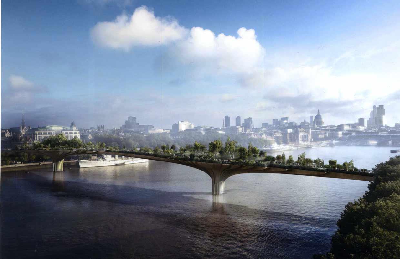 Los extraños puentes del futuro
