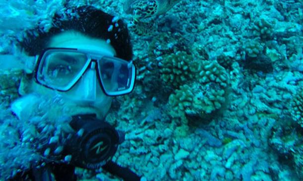 Los mejores 'selfies' de Cayetano Rivera en su vuelta al mundo
