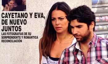 Exclusiva en ¡HOLA!: Cayetano y Eva, de nuevo juntos