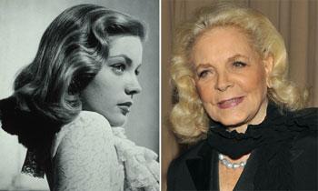 Lauren Bacall, estrella de la edad dorada de Hollywood, fallece a los 89 años