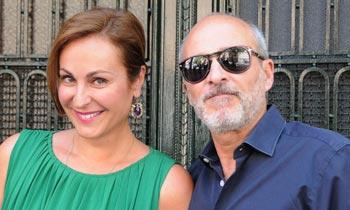 Ana Milán y Fernando Guillén Cuervo, tras su boda: 'Estamos en nuestro mejor momento. No podemos ser más felices'