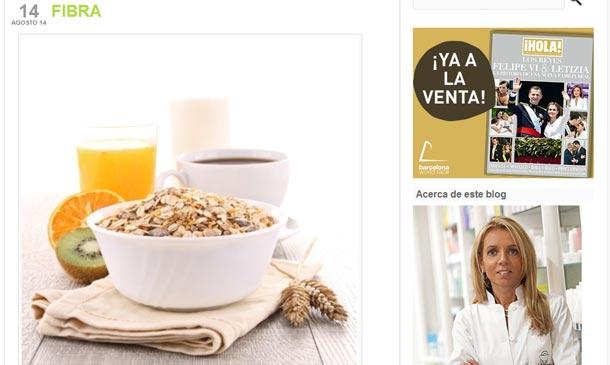 La farmacia de Meritxell, el blog más visitado por los lectores de hola.com este verano