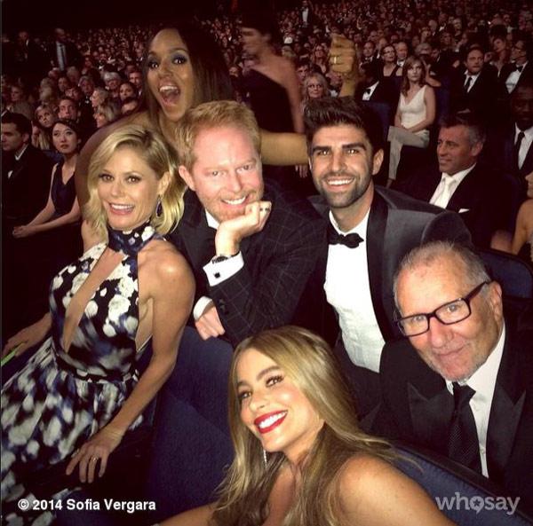 Vestidos de impacto, amor en pareja y una guinda del pastel: lo mejor de los premios Emmy