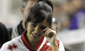 ¿Por qué llora Cristina Pedroche?
