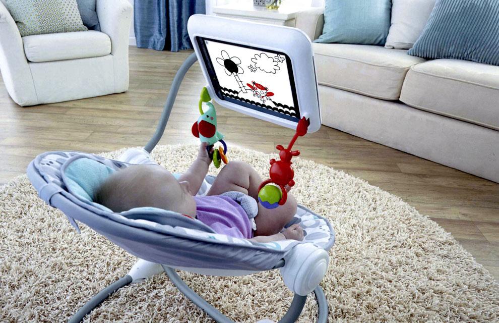 De la cuna al iPad