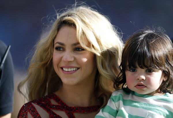Shakira espera su segundo hijo: 'Sí, estoy embarazada'