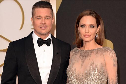 La boda de Angelina Jolie y Brad Pitt, un acontecimiento muy familiar