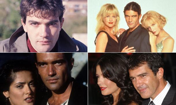Antonio Banderas, un seductor de cine