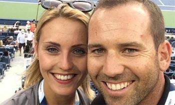 ¿Se ha comprometido el golfista Sergio García?