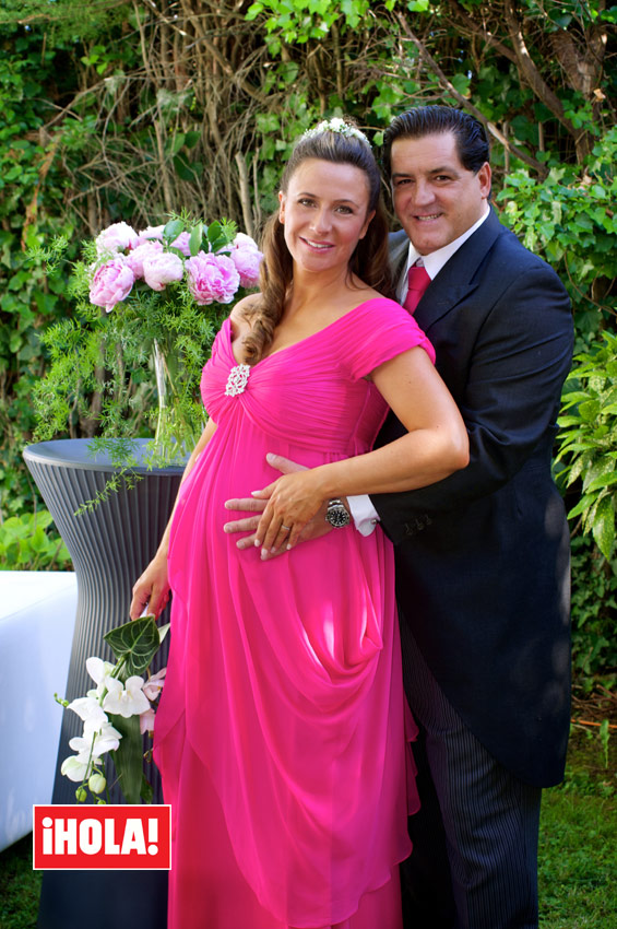 José Campos y Marian Sousa han sido padres de una niña