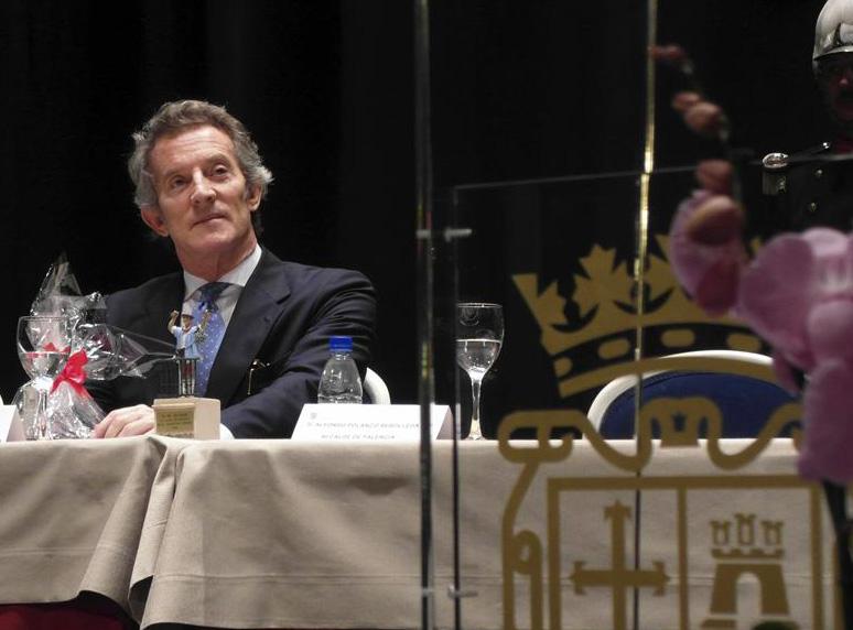 Alfonso Diez, sobre el estado de salud de la duquesa de Alba: 'Los últimos meses han sido un poco complicados'