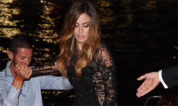 Blanca Suárez, de las playas de Ibiza junto a Dani Martín a los canales de Venecia como una auténtica estrella