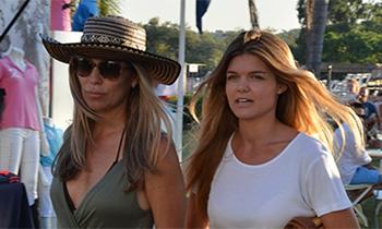 Patricia Rato, Eugenia Ortiz, Paloma Segrelles... ponen el broche de oro al verano en Sotogrande
