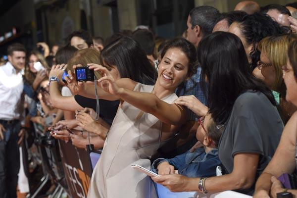 Michelle Jenner y Rodolfo Sancho, vuelven los 'reyes' de la tele