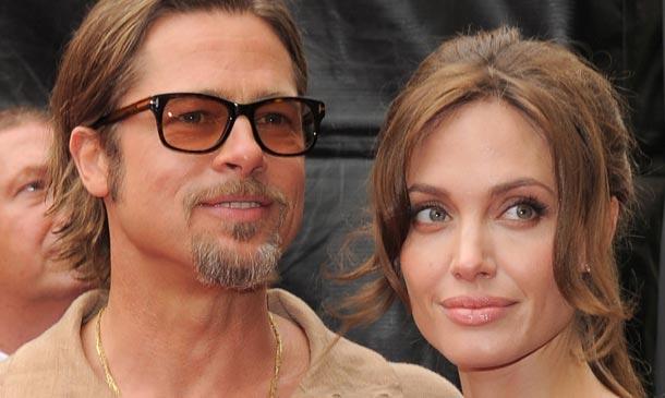 Así es la luna de miel de Angelina Jolie y Brad Pitt