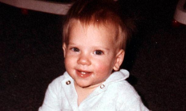 Así era de bebé Scarlett Johansson