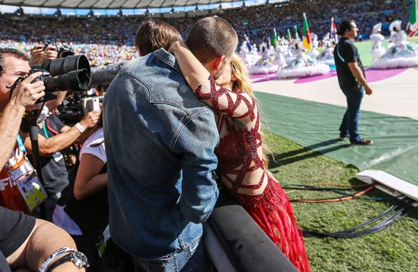 PRIMICIA: Los padres de Shakira confirman que el bebé que espera es un niño