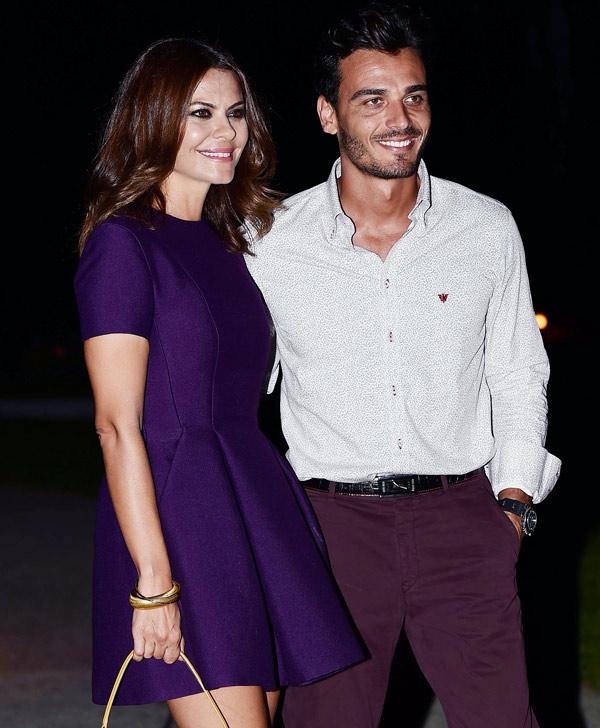 María José Suárez: 'Me alegro mucho por Alba y por Feli; le quiero mucho de corazón'