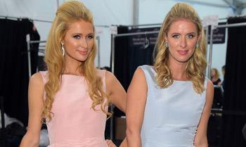 No estás viendo doble... ¡Paris y Nicky Hilton son idénticas!