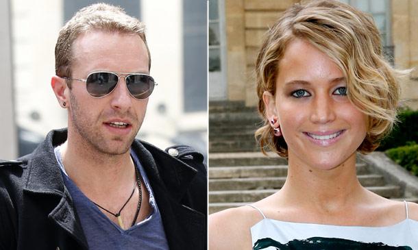 Jennifer Lawrence y Chris Martin, nueva cita secreta en Los Ángeles