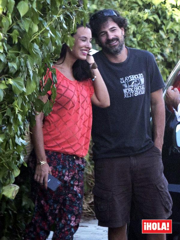 En ¡HOLA!, primeras imágenes de Rodolfo Sancho y Xenia Tostado tras conocerse que esperan su primer hijo