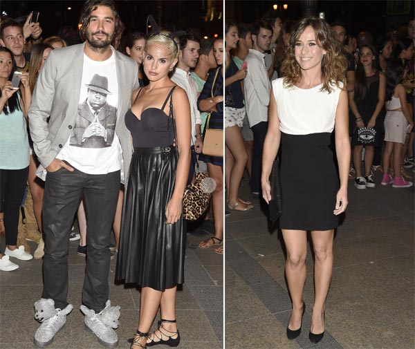 Tamara Falcó coincide con Enrique Solís en la fiesta de moda en Madrid