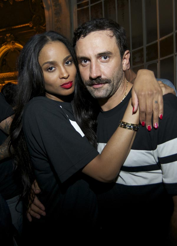 "ciara dating riccardo In 2009, she worked with her then-boyfriend, now ceo riccardo pozzoli, to turn a ""personal space"" into a business, first through banner ads and ferragni modelling brands' clothes in the images, with fees of about €1,000-2,000 for a post now, she doesn't disclose what the fees are, but it's safe to assume."