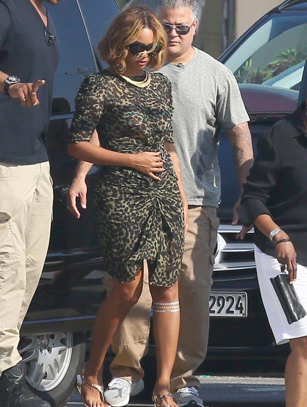 Beyoncé y Jay Z, continúa el 'juego' de rumores