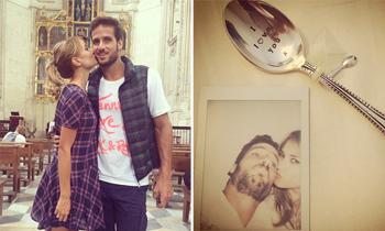 Entre preparativos de boda y cumpleaños, así pasan los días para Alba Carrillo y Feliciano López