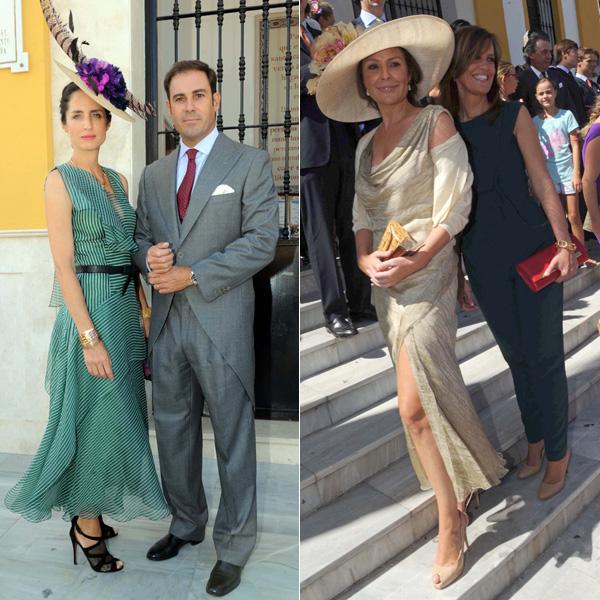 La boda de Iván Bohórquez reúne a la familia de Bertín Osborne con 'El Litri' y Carolina Herrera