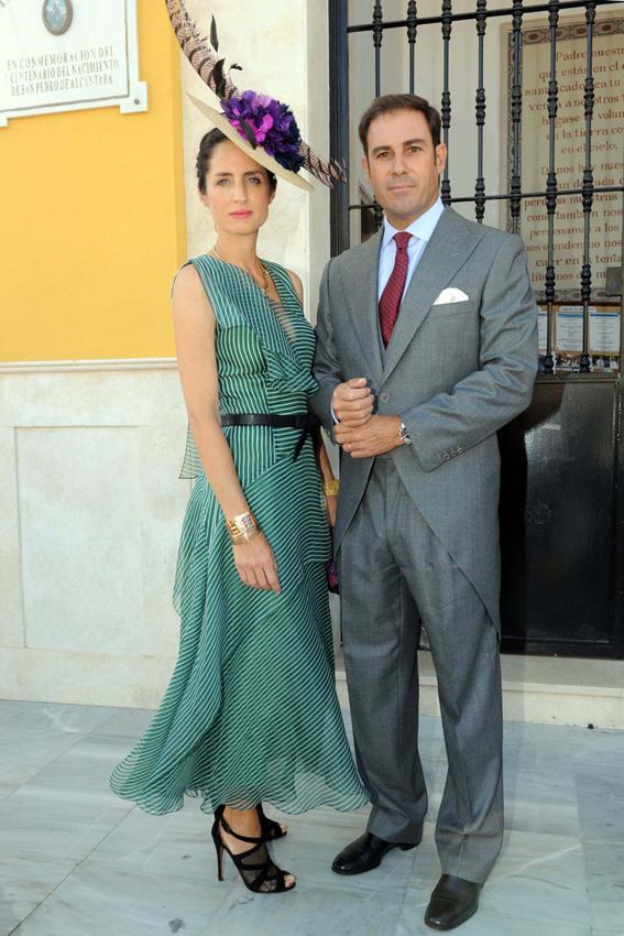 La boda de iv n boh rquez re ne a la familia de bert n - En la casa de ines ...