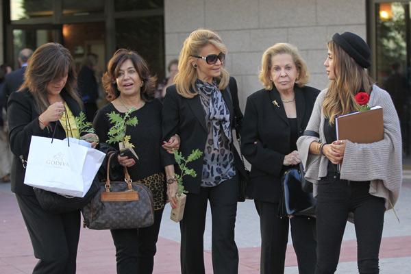 Elena Tablada despidió, emocionada, a su tío Rafael Lozano: 'Para mí era como un segundo padre'