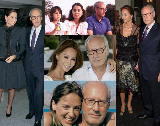 Miguel Boyer e Isabel Preysler, las imágenes de una vida juntos