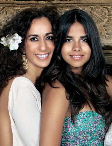 Lola Orellana, hija de Rosario Flores, cumple 18 años y quiere ser actriz como sus primas Elena y Alba