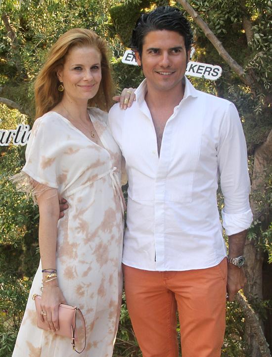 Llegó el gran día: Olivia de Borbón y Julián Porras se casan