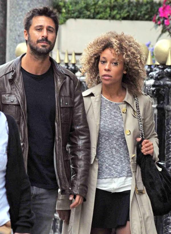 Exclusiva: Hugo Silva y Mary Ruiz, dos enamorados en Londres