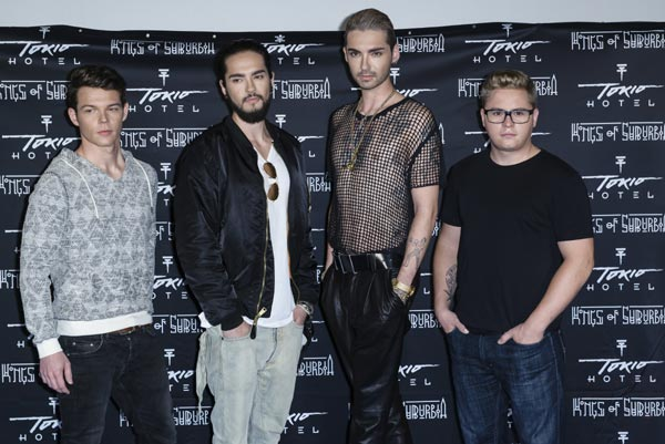 ¿Les reconoces? Tras cinco años de silencio, vuelve Tokio Hotel
