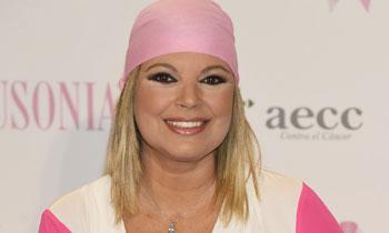 Terelu Campos: 'Me hace mucha ilusión que mi madre y Edmundo estén juntos'