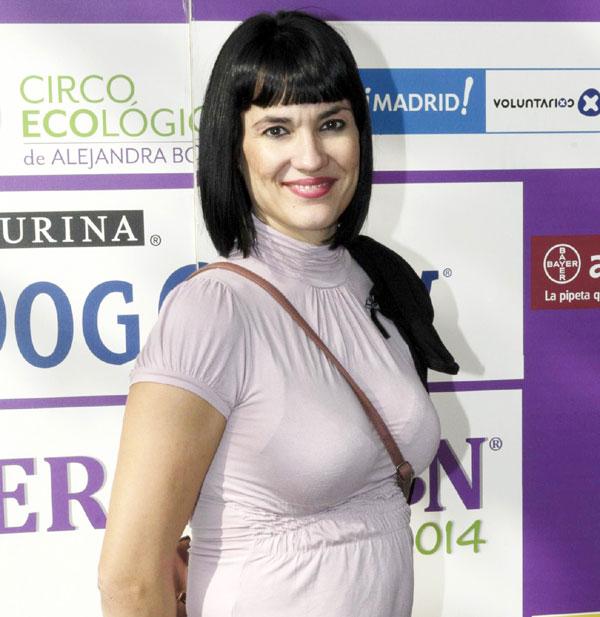 Irene Villa, radiante en su segundo embarazo: 'Estoy casi de tres meses, estupenda y feliz'