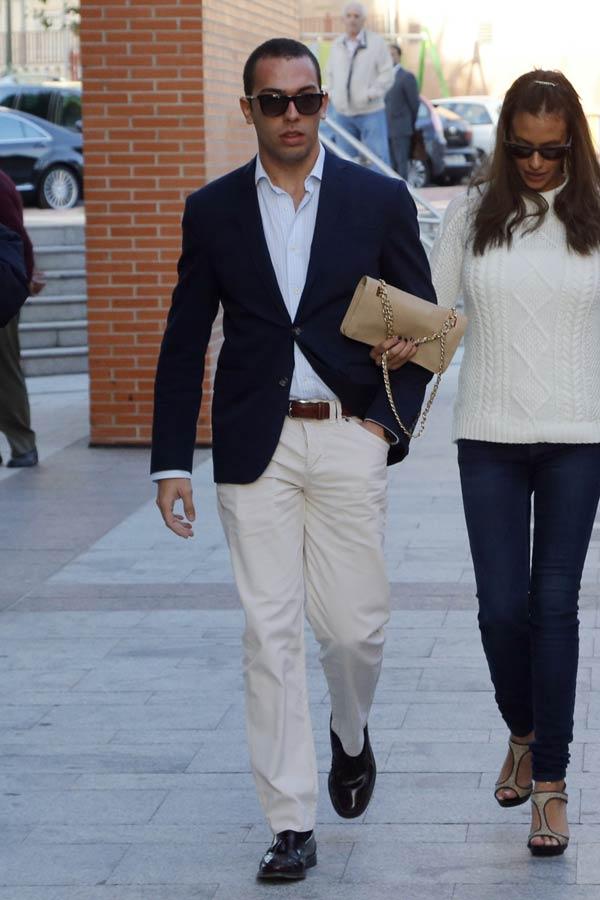 María Isabel Pantoja y su ex Alberto Isla se encuentran delante del juez