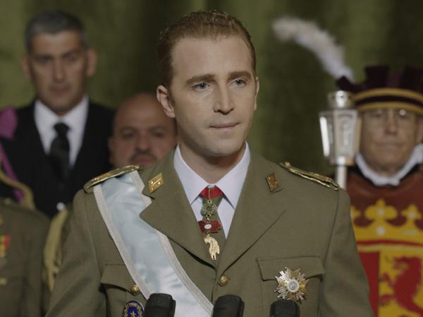 Enorme expectación ante el estreno de la serie 'El Rey' sobre la vida de don Juan Carlos