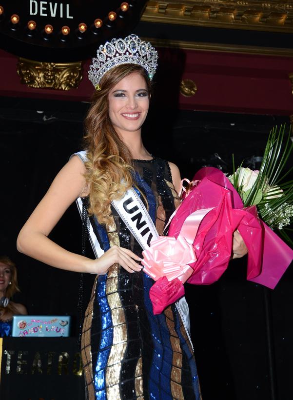 La española aspirante a Miss Universo sale con el hijo de Fernando Hierro