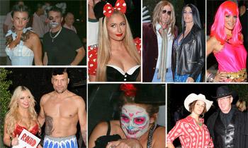 ¿Es posible estar sexy en Halloween? Para Cindy Crawford, Kate Hudson o Paris Hilton, sí
