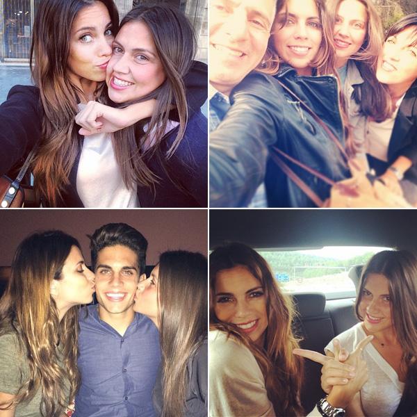 La hermana de Melissa Jiménez también sale con un futbolista, ¿quieres conocerle?