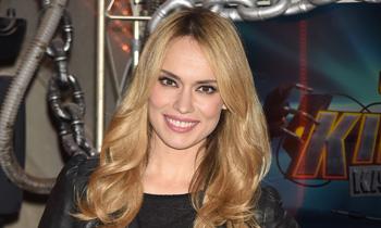 Patricia Conde regresa de nuevo a la 'tele' y se reencuentra con un 'viejo amor'