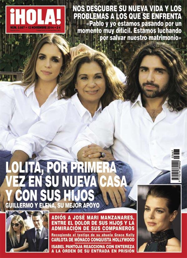 Lolita y Pablo Durán atraviesan una grave crisis cuatro años después de casarse: 'Estamos luchando por salvar nuestro matrimonio'
