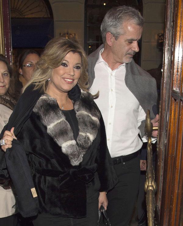 María Teresa y Terelu Campos, cita de dobles parejas
