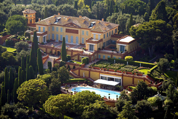 Así son las casas, y los dueños, de los diez 'hogares' más caros del mundo