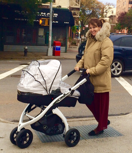 Los primeros días como mamá de Vega Royo-Villanova