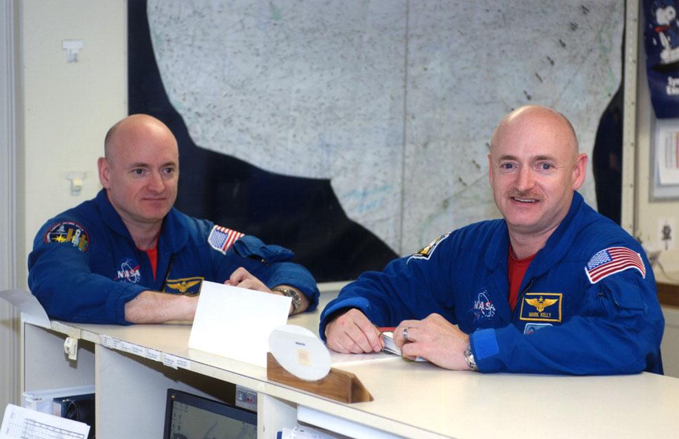 El curioso experimento con dos astronautas gemelos
